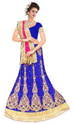 Embroidered Women's Lehenga