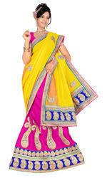 V-Art Embellished lehenga